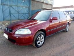 Honda Civic 98 completo - não aceito trocas