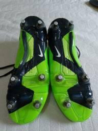 Chuteira Nike Total 90 Laser lll SG RARIDADE