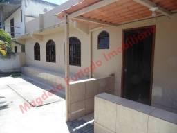 3 casas com instalação hidráulica e elétrica independente