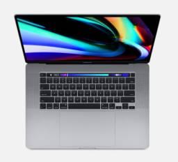 MacBook Pro 16 Lacrado 2020