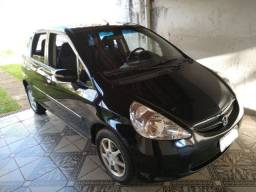 Honda Fit EX 1.5 Manual - Preto - Gasolina - 07/08