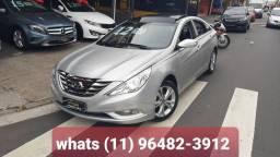 Hyundai sonata - 2011/2012 2.4 mpfi 16v 182cv gasolina 4p