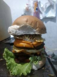 Top hamburguer coroadinho 9. *