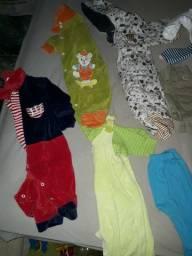 Vendo lote de roupas menino