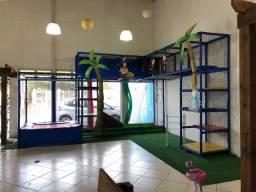 TORRO - Brinquedão Kidplay c/ escorrega, ponte e pula pula (PARCELO SEM JUROS)