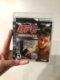Jogo UFC 2009 PS3