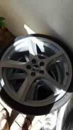 Vendo roda aro 20x114 pneus 225x35