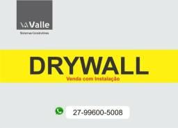 Drywall (Gesso Cartonado) Paredes, Divisória, Rebaixamento de Teto, usado comprar usado  Cariacica