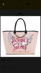 Bolsa Angel City Tote Pink/wings Original Victorias Secret comprar usado  Recife