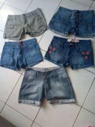 Shorts jeans Tam 36 e 40
