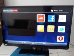 Vendo TV Semp toshiba 32 smart via cabo(anapolis)