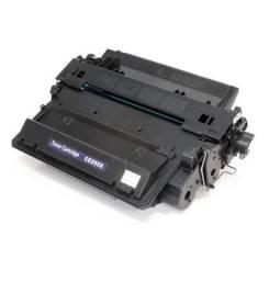 Kit 4 toner compatível HP CE255x 55X M521 M525