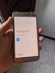 Galaxy J7 Neo 16 gb para retirada de peças
