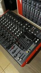 Mesa de som Novik-1200p USB