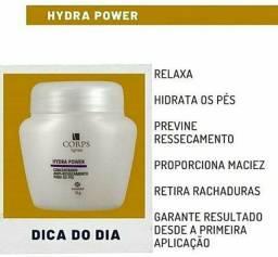 Creme hidratante Super Concentrado Para os Pes ( Anti ressecamento e rachaduras)