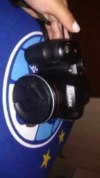 Câmera super zoom
