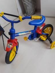 Bicicletinha infantil Ferinha