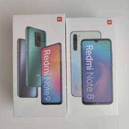 Redmi Note 9. Estupendo Da Xiaomi. Novo lacrado com garantia e entrega imediata