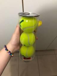 Conjunto bolas de tênis lacrado!