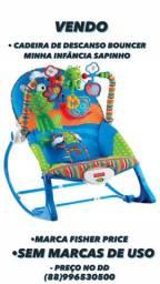 Cadeira de descanso boucher minha infância sapinho