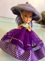 Boneca Cupcake Surpresa da Estrela