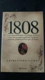 Livro - 1808 (Laurentino Gomes)