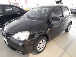 Toyota Etios X 1.3 manual Flex 2014/2014