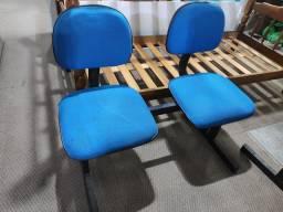 Cadeira Dupla Sala de Espera