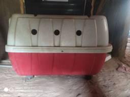 Caixa de transporte para cães até 15kg