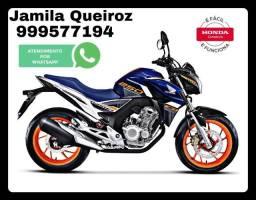 Motocicleta Honda Cb twistter 250 edição limitada