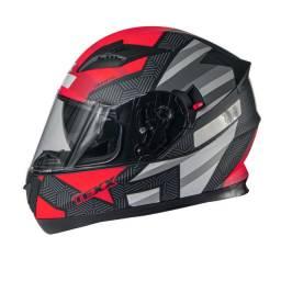 Capacete Texx G2 Trento Vermelho