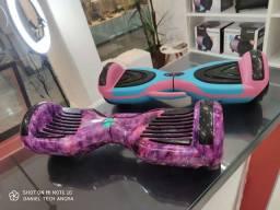 Hoverboard Skate Elétrico 6.5  Led Bluetooth
