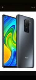Xiaomi note 9 64 gb novo lacrado