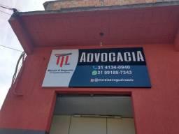 Placas - adesivos - banners