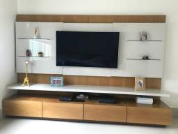 Vendo lindo rack + painel de tv