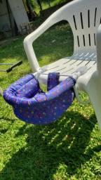 Cadeira de refeição portátil para bebês