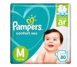 Pampers confort sec M