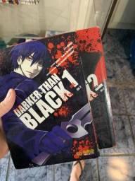 Darker Than Black - mangá