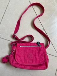 Bolsa Pink da Kipling original comprada nos EUA