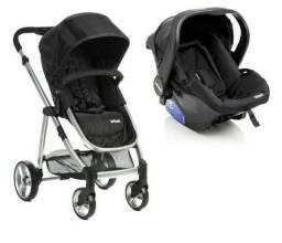 Vendo carrinho de bebê travel system epic
