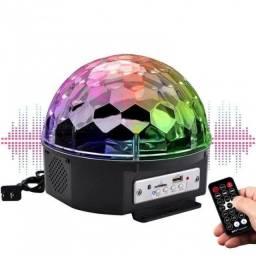Bola Maluca RGB com Bluetooth