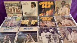 Jorge Benjor Lp vinil, disco e capa originais, diversos, em bom estado