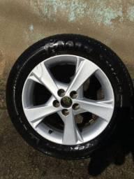 Vendo jogo de rodas do Corolla 2012