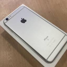 Loja física. IPhone 6s Plus 32Gb estado de novo,retira na loja