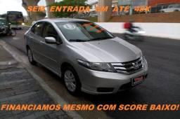 Honda City 1.5 Lx 2013/2013