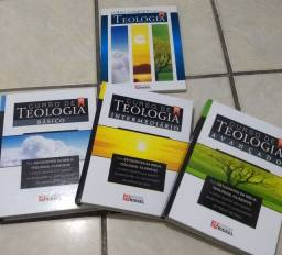 Kit completo de Teologia