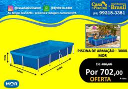 Piscina Inflavel 3000L
