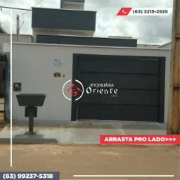 Vende-Se Casa nova 1103 Sul, Próximo ao Futuro Hospital do Amor de Palmas