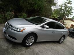 Nissan Sentra 2.0 S manual completo +couro 2014