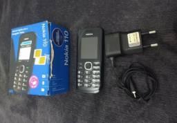 Nokia 110 desbloqueado na caixa 70R$